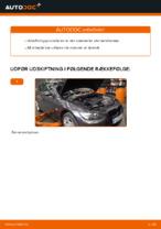 Hvordan tændrørene på BMW E92 udskiftes
