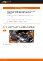 Hvordan bremseskiverne bag på BMW E92 udskiftes
