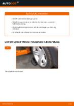 Hvordan udskiftes styreledene på BMW E92