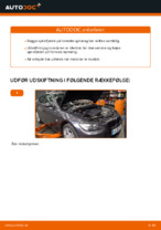 Hvordan man udskifter ophængsfjedre i for på BMW E92