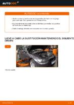 Cómo cambiar las pastillas de freno de discos delantero BMW E92