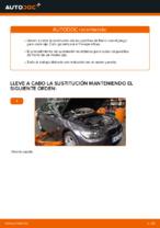 Cómo sustituir las pastillas de freno de discos trasero en BMW E92