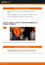 Reemplazo Filtro de Aceite instrucción pdf para TOYOTA YARIS