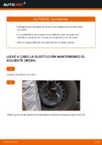 Manual online sobre el cambio de Taco de motor por su cuenta en TOYOTA YARIS (SCP1_, NLP1_, NCP1_)