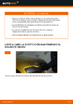 Descubra nuestro detallado tutorial sobre cómo solucionar el problema de Juego de frenos de disco delanteras y traseras TOYOTA