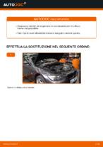 Come sostituire il filtro d'aria motore su BMW E92