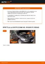 Come sostituire i dischi dei freni anteriori sulla BMW E92