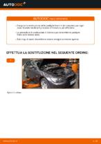 Come sostituire le pastiglie dei freni a disco anteriori BMW E92