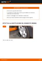 Come sostituire la testina tirante dello sterzo su BMW E92