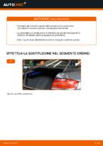 Come sostituire gli ammortizzatori della sospensione posteriore su BMW E92