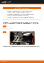 Come sostituire le molle della sospensione posteriore su BMW E92