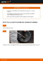 Come cambiare e regolare Tiranti barra stabilizzatrice posteriore e anteriore: guida gratuita pdf