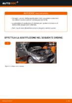 Come sostituire il puntone anteriore dell'ammortizzatore su un'BMW E92