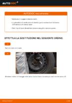 Sostituzione Testine sterzo TOYOTA YARIS: tutorial online