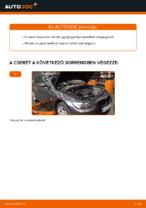 BMW E92 gyújtógyertya csere
