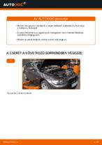Cseréljünk Fékbetét BMW 3 SERIES: felhasználói kézikönyv