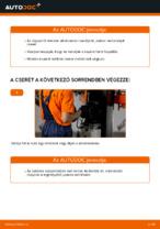 TOYOTA YARIS Olajszűrő cseréje : ingyenes pdf