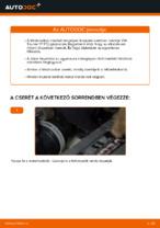 VW TOURAN (1T1, 1T2) Hátsólámpa izzó csere - tippek és trükkök