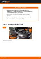 Kā nomainīt un noregulēt Bremžu diski BMW 3 SERIES: pdf ceļvedis
