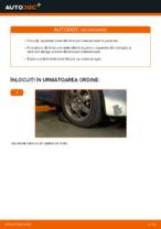 PDF manual pentru întreținere PRIUS