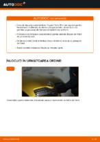 Toyota Yaris NCP 15 tutorial de reparație și întreținere