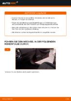 Innenraumfilter NISSAN MICRA | PDF Wechsel Tutorial
