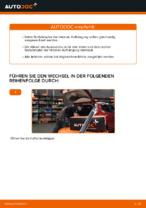 NISSAN Wartungsanweisung PDF