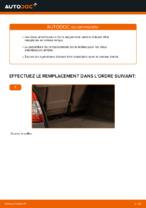 Changer Amortisseur arrière + avant RENAULT à domicile - manuel pdf en ligne
