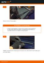 Changer Essuie-Glaces arrière et avant NISSAN à domicile - manuel pdf en ligne