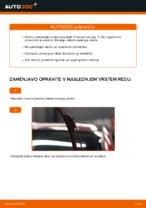 Priročnik za NISSAN pdf