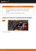 NISSAN - priročniki za popravilo z ilustracijami