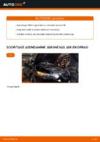 Õlifilter vahetus: pdf juhend HONDA ACCORD