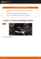 HONDA ACCORD Olajszűrő cseréje : ingyenes pdf