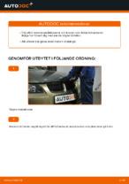 Så byter du motorluftfilter på BMW E90
