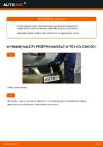 Jak wymienić filtr powietrza silnika w BMW E90
