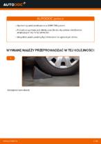 W jaki sposób wymienić przedni łącznik stabilizatora w BMW E90