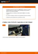Ako vymeniť zadné brzdové kotúče na BMW E90