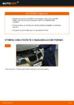BMW Brzdové doštičky zadné a predné vymeniť vlastnými rukami - online návody pdf