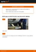 Guia passo-a-passo do reparo do BMW 3 Touring (E46)