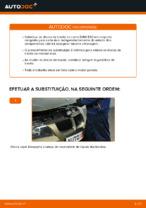 Como substituir os discos de travão traseiros no BMW E90