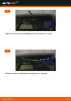 Как се подменят предните чистачки на BMW E90