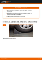 Kuidas vahetada esimesi suspensiooni vedrusid autol BMW E90