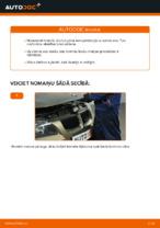 Kā nomainīt bremžu klučus aizmugurējām disku bremzēm BMW E90
