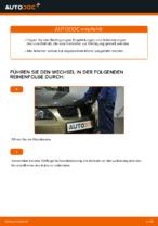 Luftfiltereinsatz Auto Ersatz auswechseln: Online-Handbuch für BMW 3 SERIES