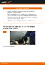 Wie Sie den Innenraumfilter am BMW E90 ersetzen