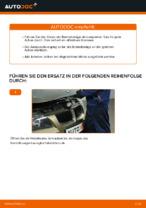 Wie Bremsklötze BMW 3 SERIES auswechseln und einstellen: PDF-Anleitung