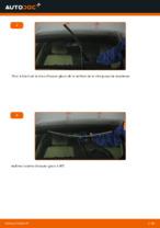 Comment changer et régler Essuie-Glaces BMW 3 SERIES : tutoriel pdf