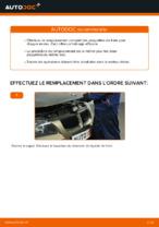 Comment remplacer les plaquettes de frein à disque arrière sur une BMW E90