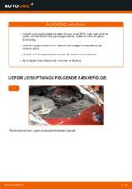 A.B.S. 16164 til NISSAN | PDF udskiftnings guide