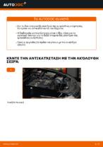 Εγχειρίδιο PDF στη συντήρηση ACCORD